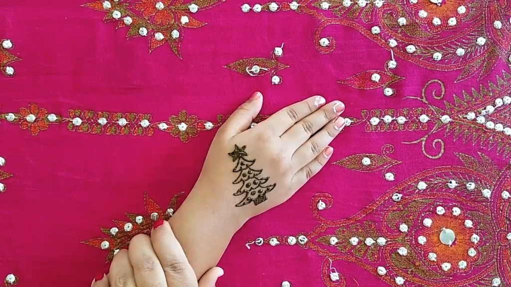 20 Easy Simple Mehndi Designs For Kids Step By Step Luk Stunning,Watercolor Tattoo Designs For Men